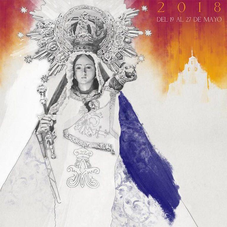 Cartel Fiestas del Voto Linares 2018